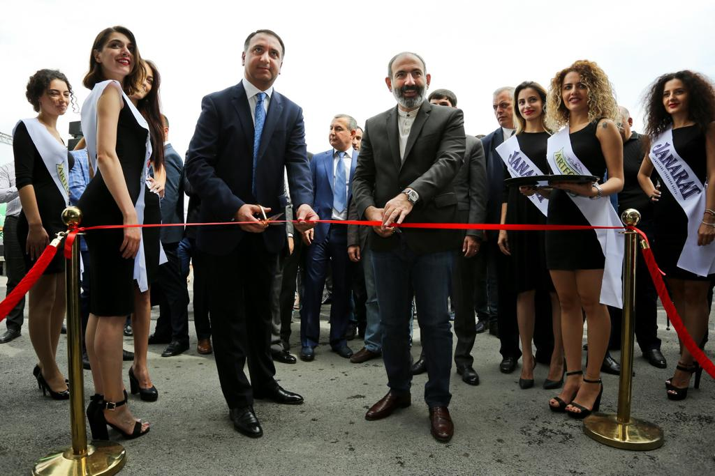 Opening of the modernized Artashat cannery